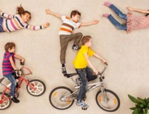 Nuovo Progetto Learn to bike 2020
